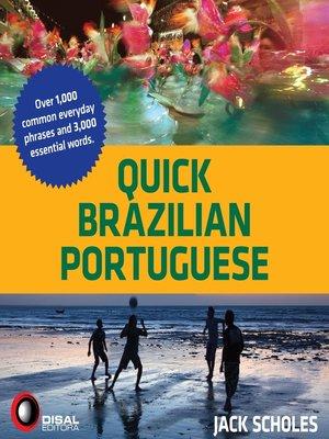 cover image of Quick Brazilian Portuguese