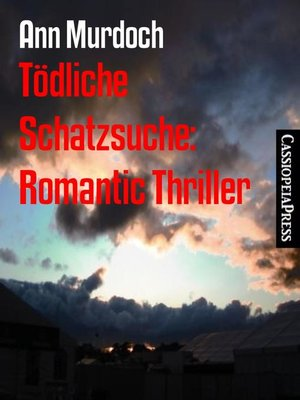 cover image of Tödliche Schatzsuche
