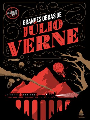 cover image of Box Grandes obras de Júlio Verne