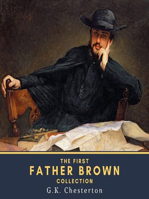 cover image of The First Father Brown Collection