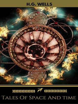 cover image of Tales of Space and Time (Golden Deer Classics)