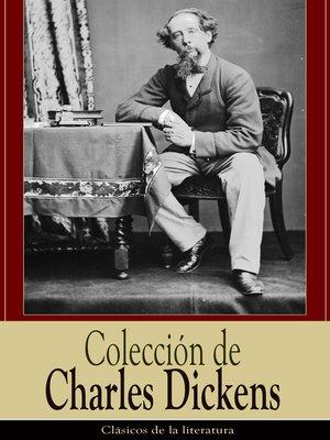 cover image of Colección de Charles Dickens