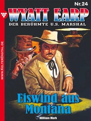 cover image of Wyatt Earp 24 – Western