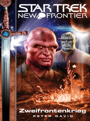 cover image of Star Trek--New Frontier 02