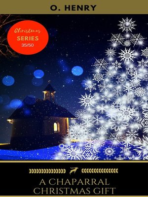 cover image of A Chaparral Christmas Gift