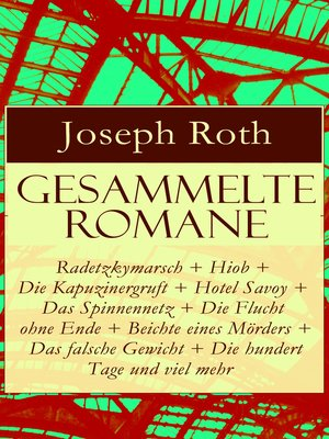 Hiob Joseph Roth Ebook