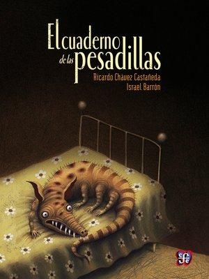 cover image of El cuaderno de las pesadillas