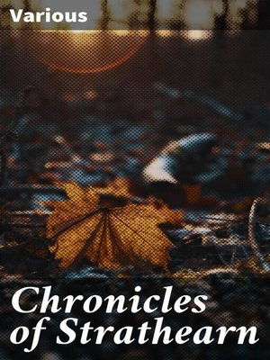 cover image of Chronicles of Strathearn