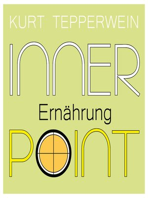 cover image of Inner Point--Ernährung