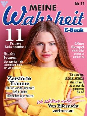 cover image of Meine Wahrheit 11