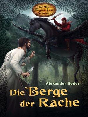 cover image of Die Berge der Rache