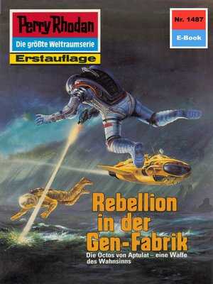 cover image of Perry Rhodan 1487