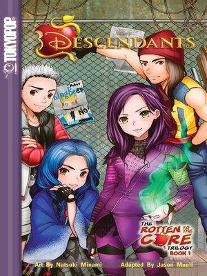 cover image of Disney Manga