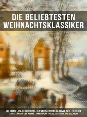 cover image of Die beliebtesten Weihnachtsklassiker