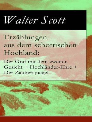 cover image of Erzählungen aus dem schottischen Hochland