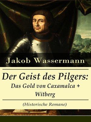 cover image of Der Geist des Pilgers