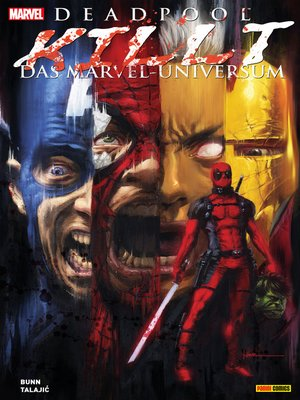 cover image of Deadpool killt das Marvel-Universum