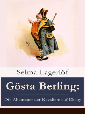 cover image of Gösta Berling