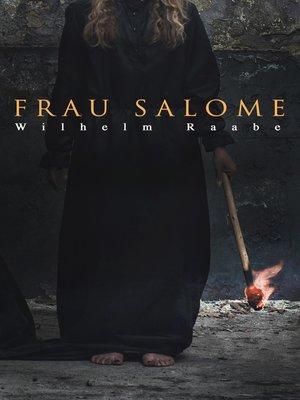 cover image of Frau Salome