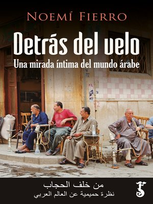 cover image of Detrás del velo
