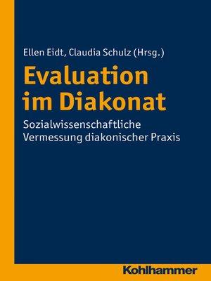 cover image of Evaluation im Diakonat