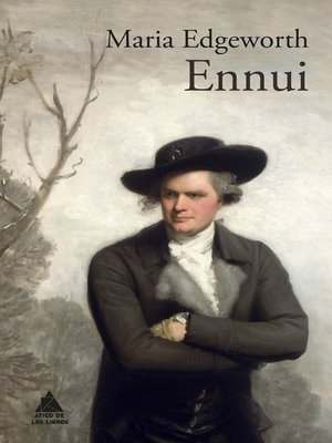 cover image of Ennui