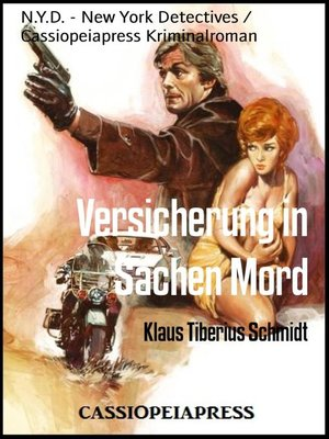 cover image of Versicherung in Sachen Mord