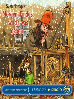 cover image of Morgen, Findus, wird's was geben