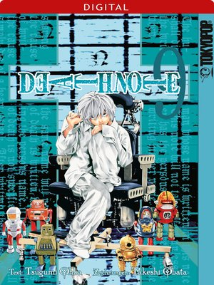 cover image of Death Note 09