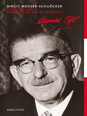 cover image of Leopold Figl