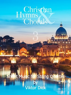 cover image of Christian Hymns & Chorals 3