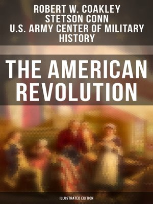 cover image of The American Revolution (Illustrated Edition)