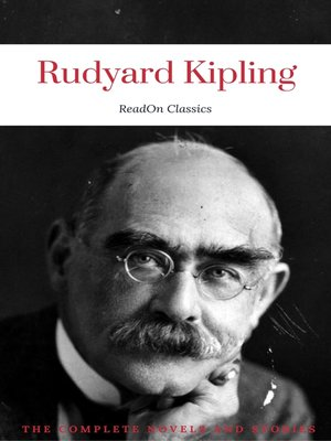 cover image of Rudyard Kipling,