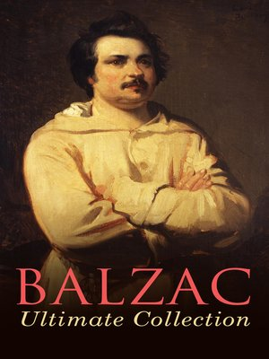 cover image of BALZAC--Ultimate Collection