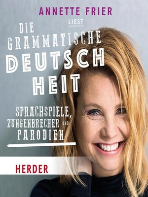 cover image of Annette Frier liest
