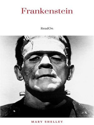 cover image of Frankenstein; or, the Modern Prometheus