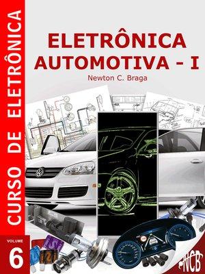 cover image of Eletrônica Automotiva