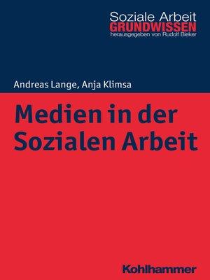 cover image of Medien in der Sozialen Arbeit