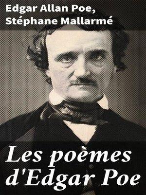 cover image of Les poèmes d'Edgar Poe