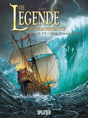 cover image of Die Legende der Drachenritter. Band 23