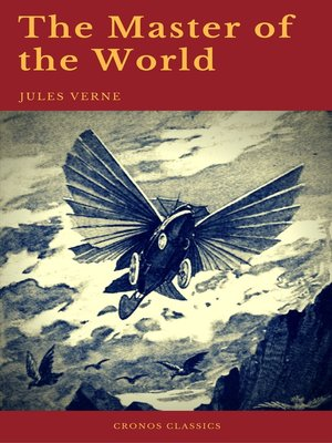 cover image of The Master of the World (Cronos Classics)