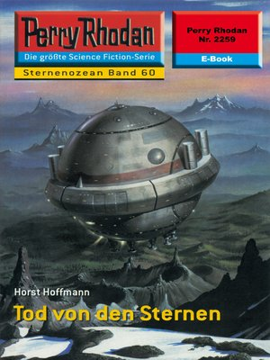 cover image of Perry Rhodan 2259