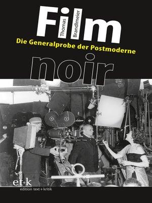 cover image of Film noir