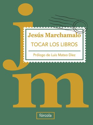 cover image of Tocar los libros