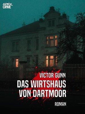 cover image of DAS WIRTSHAUS VON DARTMOOR
