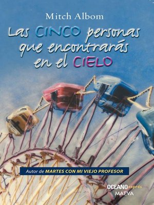 cover image of Las cinco personas que encontrarás en el cielo
