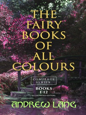 cover image of The Fairy Books of All Colours--Complete Series