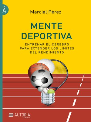 cover image of Mente deportiva