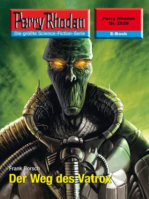 cover image of Perry Rhodan 2529