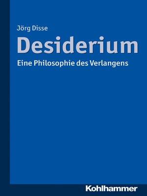 cover image of Desiderium